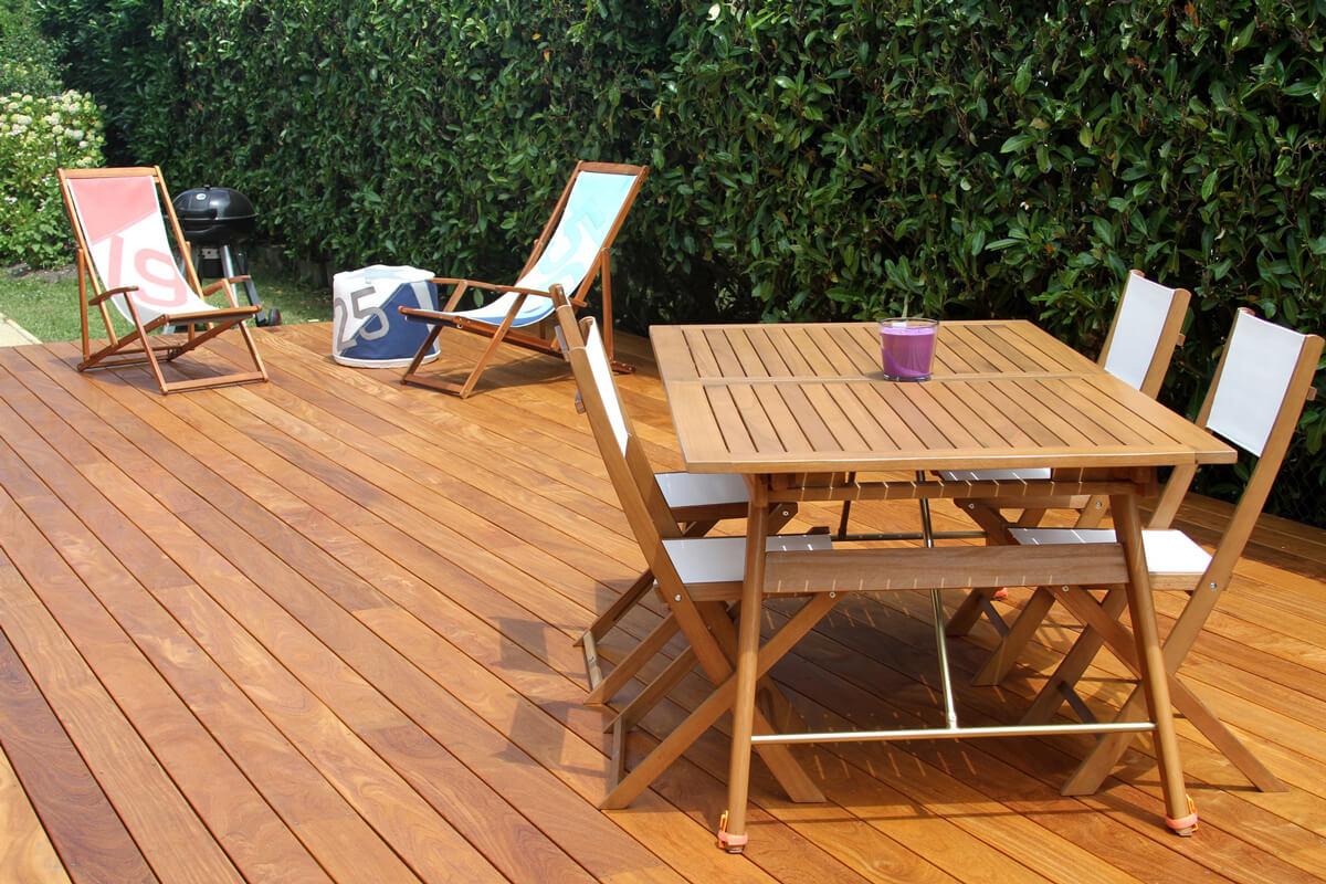 Humbert Habitat - Aménagements extérieurs en bois