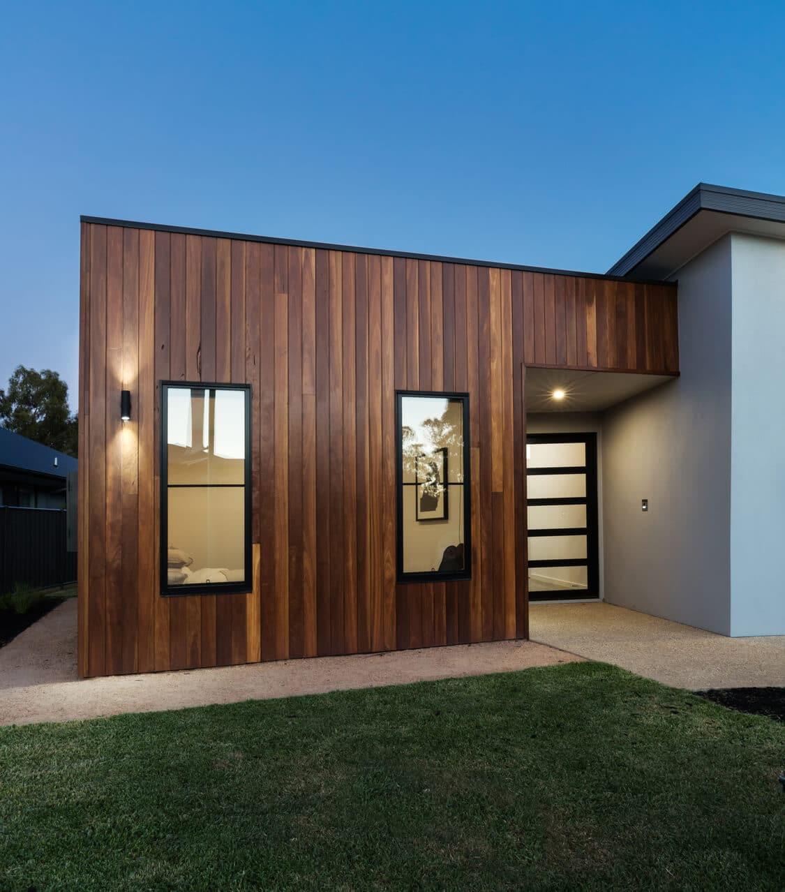 Humbert Habitat - Revêtements façades maison