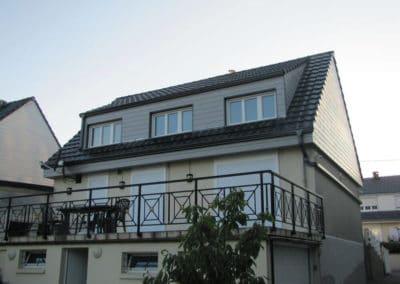 isolation thermique sur l vation toiture am nagement. Black Bedroom Furniture Sets. Home Design Ideas