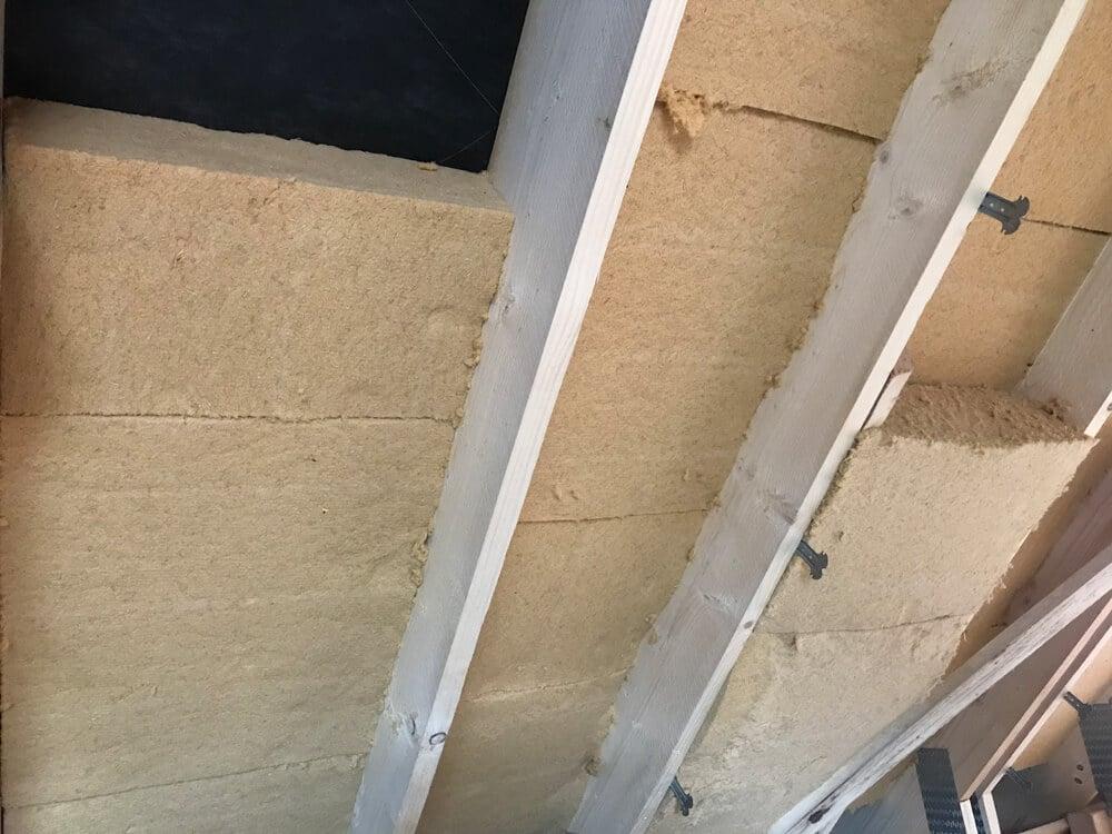Revêtement de façade en bardage bois